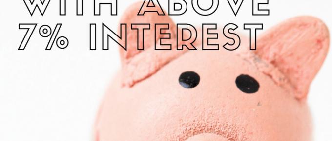 high student loan interest