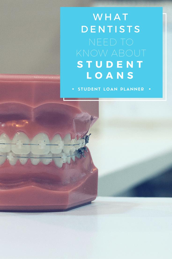 dental student loans