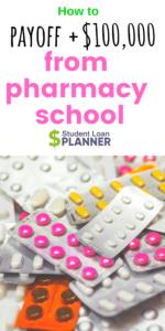 A Prescription To Remedy Pharmacy College Debt