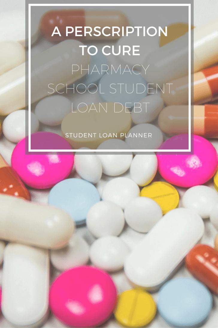 pharmacy school debt