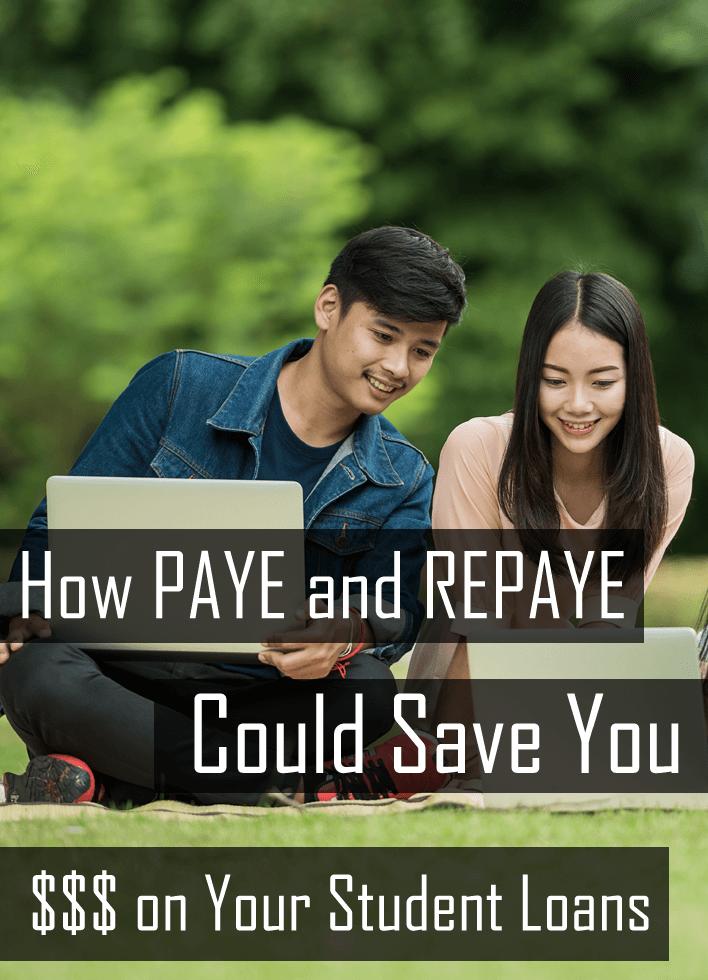 PAYE and REPAYE