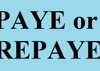 paye and repaye eligible
