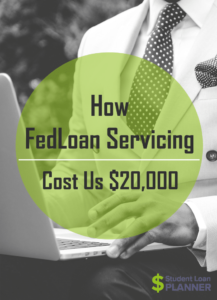 fedloan servicing cost us