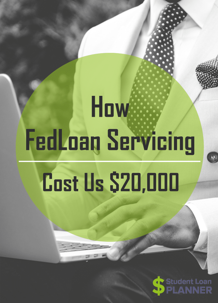 FedLoan Servicing cost us the equivalent of a brand new car when they made a mistake with our paperwork for the Public Service Loan Forgiveness program.