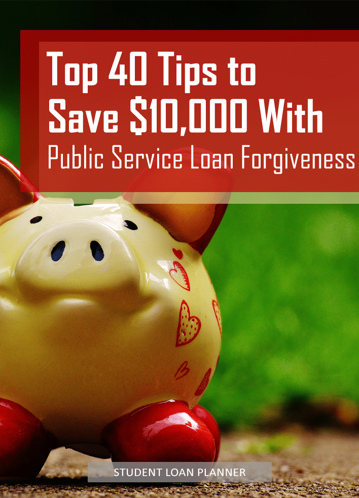 Thanks to the latest PSLF lawsuit, I put together the most comprehensive list of ways to save money using the Public Service Loan Forgiveness program anywhere on the web.