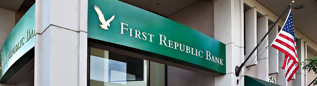 first republic bank student loan refinancing