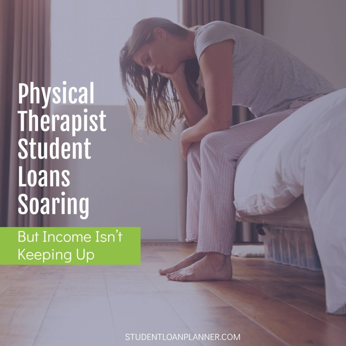 Confusing repayment programs and poor financial guidance costs physical therapists money.Here are some common mistakes DPTs make as well as helpful tips for paying off your physical therapy school loans. #StudentDebt