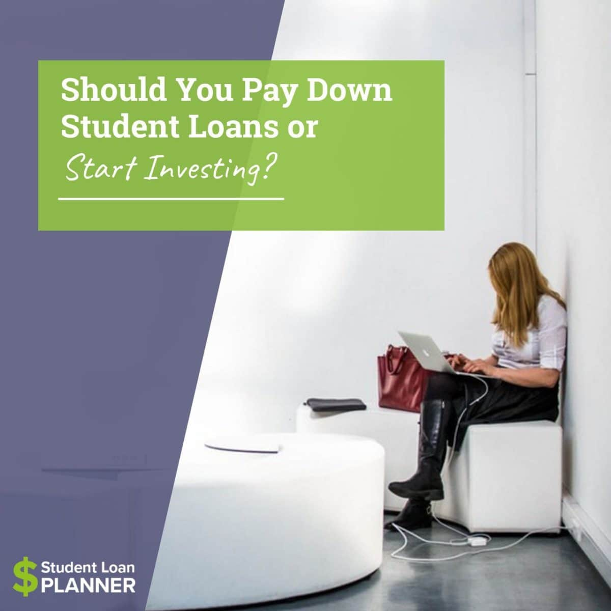 Are you supposed to start with your retirement accounts or pay off your student loans? Where do you start?Here are some tips to help you navigate the #StudentLoan pay down maze: