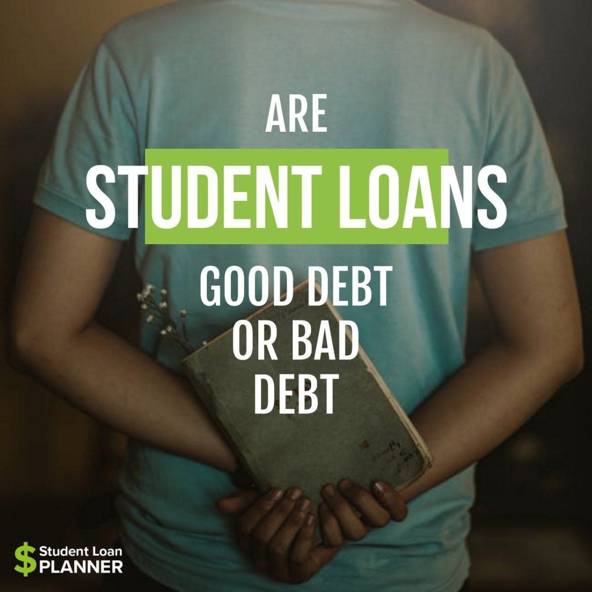 Some debt is unambiguously bad, while other debt can help you grow wealth.The bad debt needs to go as fast as possible.So, are #StudentLoans good debt or bad debt?