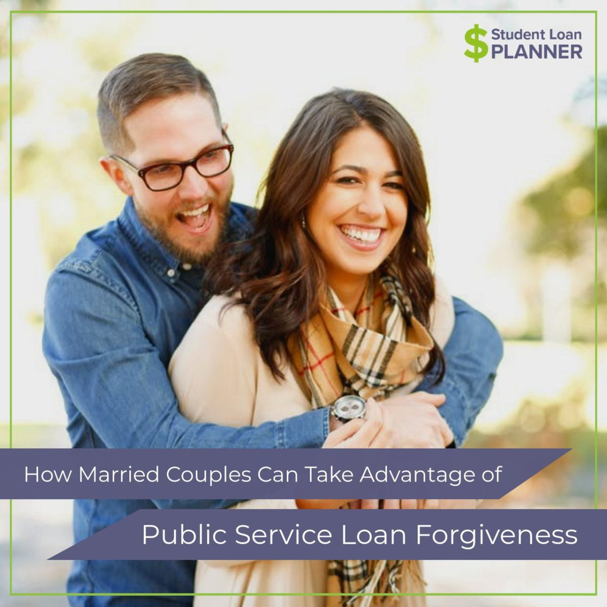 No matter how you file your taxes, title your bank accounts, or think about your money, when you get married your student loans WILL affect your spouse.Here's how married borrowers going for PSLF can take advantage of their situation to save money.