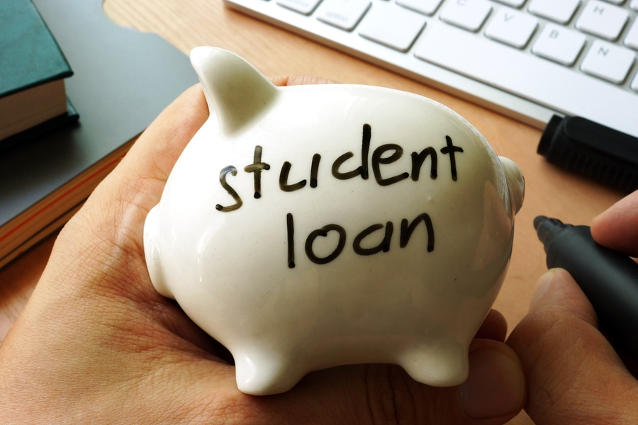 Pay down student loans or start investing student loan planner