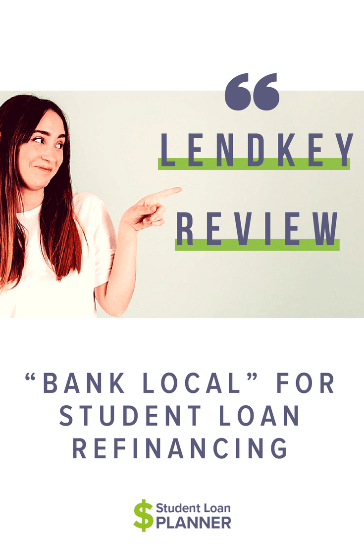 How is LendKey unique when it comes to #StudentLoan refinancers?Well, rather than being a big bank, they partner with smaller lenders to offer you a local option.In addition to better supporting your community, LendKey also offers uniquely valuable benefits like awesome unemployment protection.