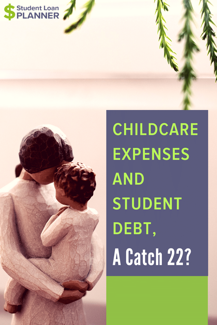 Here's a few of our top money saving ideas for how to save money on childcare when your family has a ton of #StudentDebt.