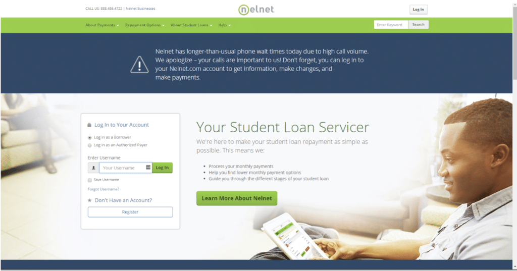 Nelnet student loans student loan planner