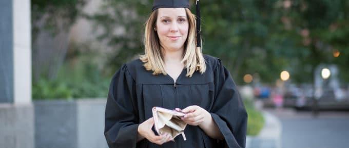 six-figure student loan borrower travis hornsby