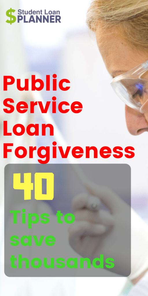 Eligible But Got Nothing Hundreds Of >> Public Service Loan Forgiveness Top 40 Tips Student Loan Planner