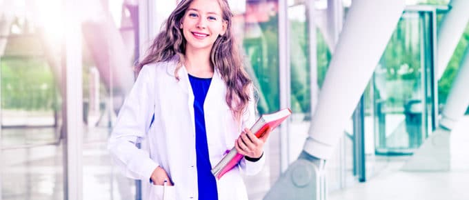 young-female-dental-student-smiling