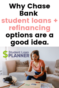 Consolidating private student loans chase bank
