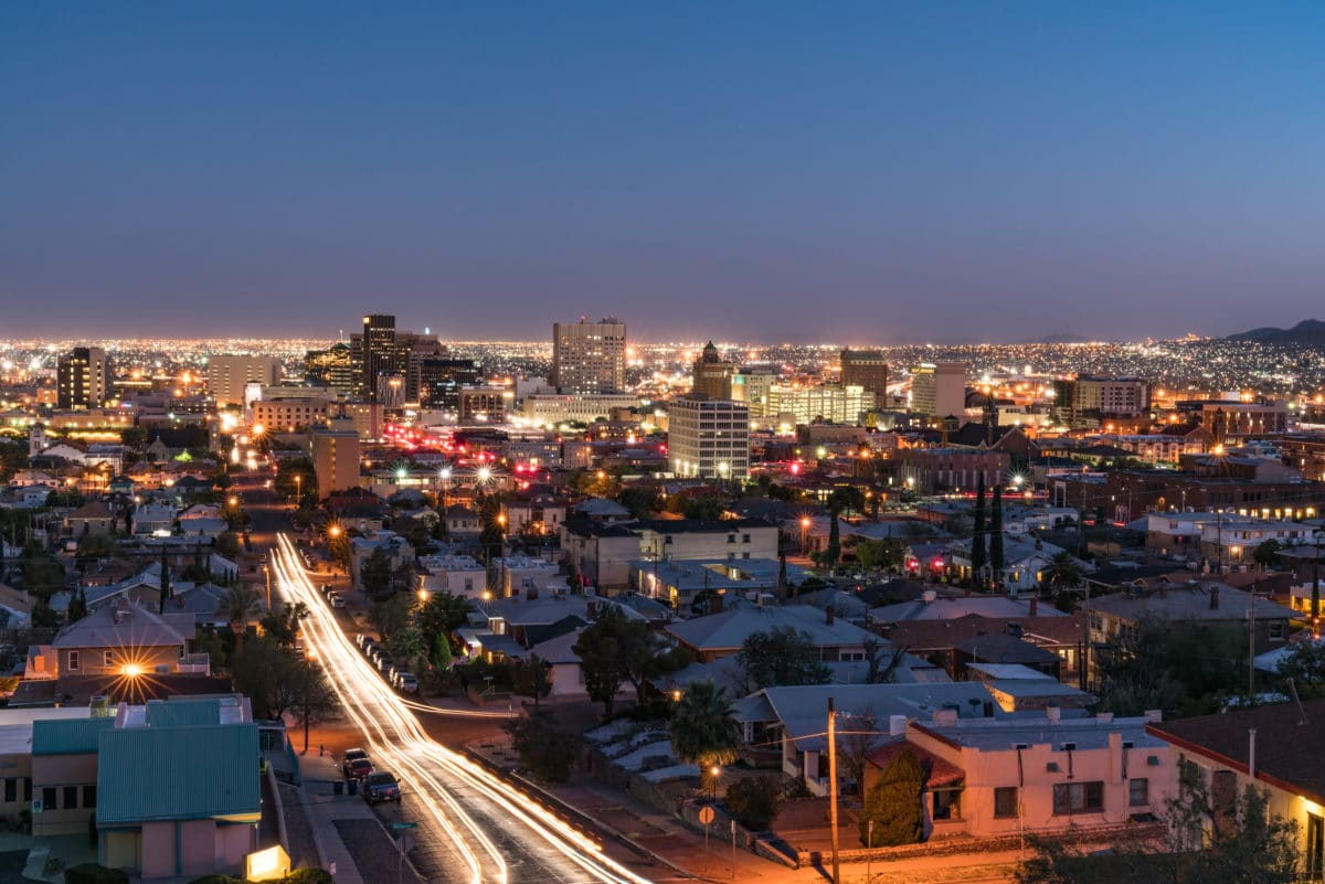 El-Paso-Texas