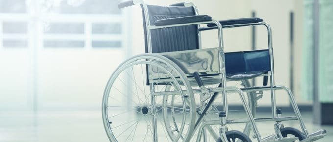 wheelchair-hospital-setting