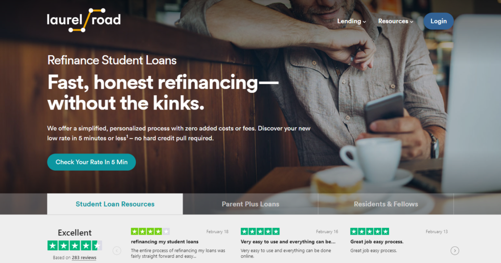 Refinance Student Loans with Laurel Road
