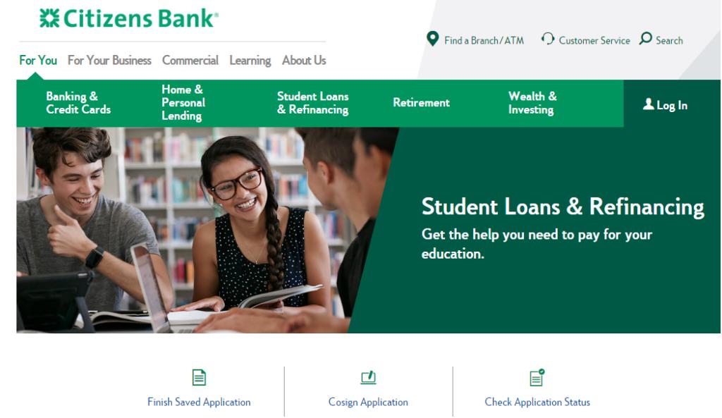 compare Citizens Bank